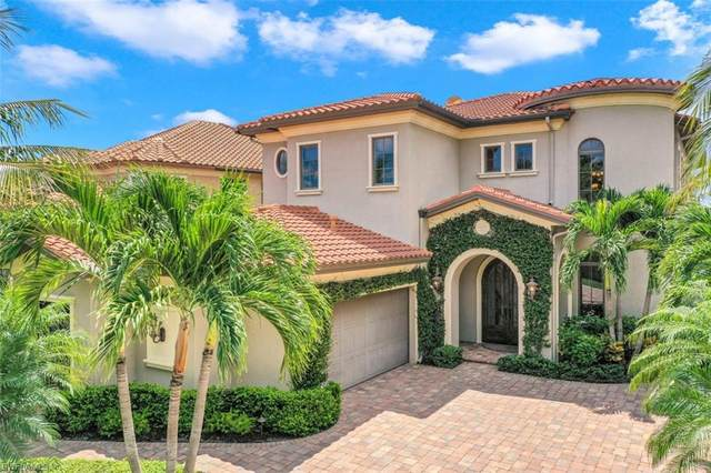 11735 Via Savona Ct, MIROMAR LAKES, FL 33913 (#220063895) :: The Dellatorè Real Estate Group
