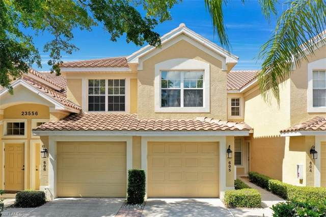 23556 Sandycreek Ter #605, ESTERO, FL 34135 (#220065577) :: The Dellatorè Real Estate Group