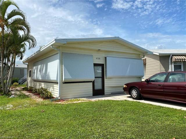 4520 Lantern Ln E, ESTERO, FL 33928 (MLS #220065673) :: The Naples Beach And Homes Team/MVP Realty