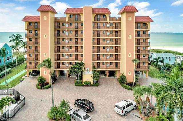 600 Estero Blvd #103, FORT MYERS BEACH, FL 33931 (#220065850) :: The Dellatorè Real Estate Group