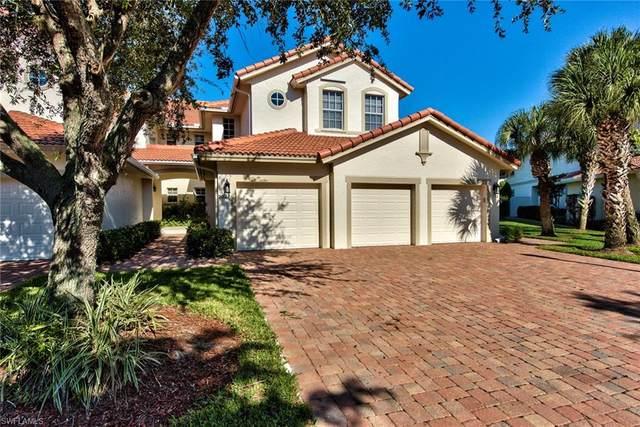 8990 Greenwich Hills Way #102, FORT MYERS, FL 33908 (MLS #220065917) :: Eric Grainger   Engel & Volkers
