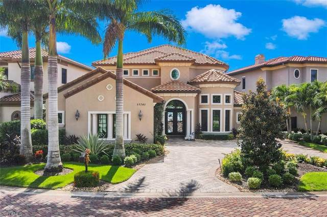 11741 Via Savona Ct, MIROMAR LAKES, FL 33913 (#220066031) :: The Dellatorè Real Estate Group