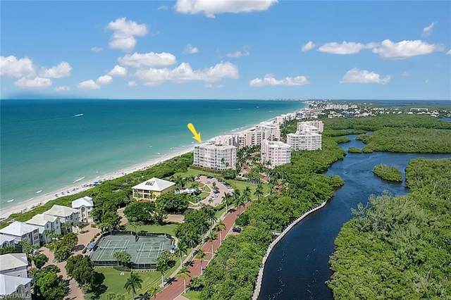 269 Barefoot Beach Blvd #403, BONITA SPRINGS, FL 34134 (MLS #220066294) :: Eric Grainger | Engel & Volkers
