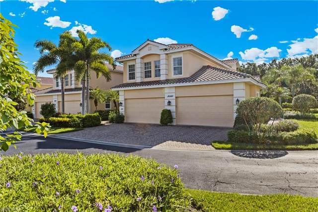 10140 Bellavista Cir #1104, MIROMAR LAKES, FL 33913 (#220066731) :: The Dellatorè Real Estate Group