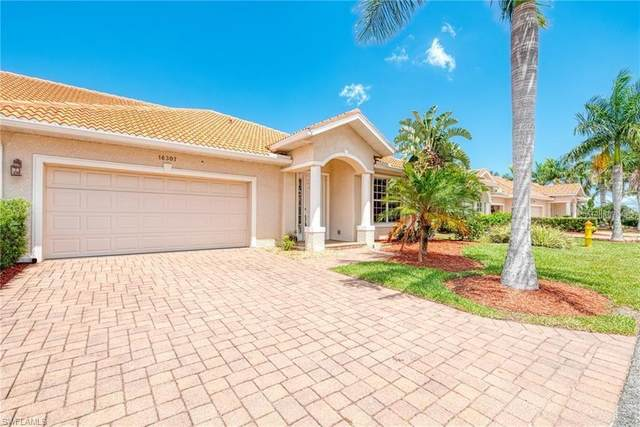 16307 Sunset Palms Blvd #202, PUNTA GORDA, FL 33955 (#220067245) :: The Dellatorè Real Estate Group