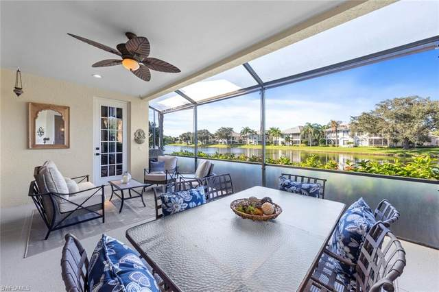 2260 Island Cove Cir, NAPLES, FL 34109 (#220068362) :: The Dellatorè Real Estate Group