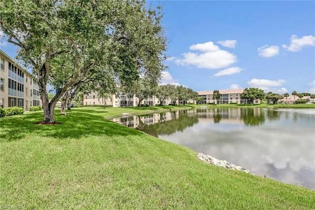 9590 Victoria Ln B-201, NAPLES, FL 34109 (#220068454) :: The Dellatorè Real Estate Group