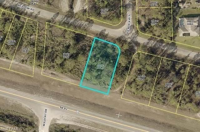 3464 Meadow Rd, LEHIGH ACRES, FL 33974 (MLS #220069454) :: Domain Realty