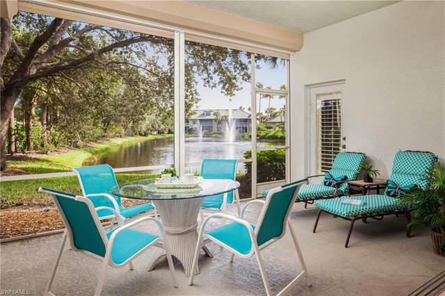 24640 Ivory Cane Dr #101, BONITA SPRINGS, FL 34134 (MLS #220072311) :: The Naples Beach And Homes Team/MVP Realty