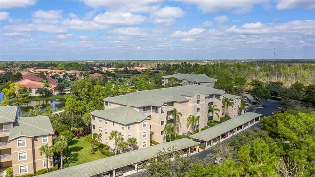 4000 Loblolly Bay Dr 8-303, NAPLES, FL 34114 (MLS #220073175) :: Domain Realty