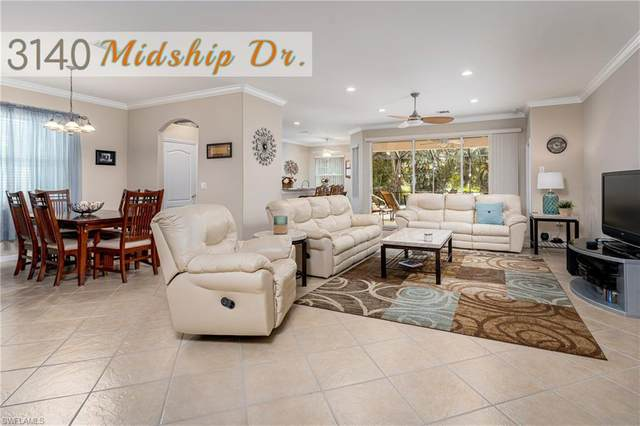 3140 Midship Dr, NORTH FORT MYERS, FL 33903 (MLS #220074931) :: The Naples Beach And Homes Team/MVP Realty