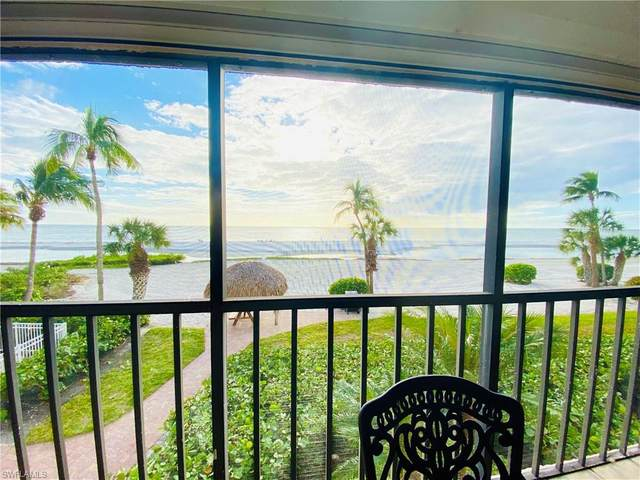7700 Estero Blvd #204, FORT MYERS BEACH, FL 33931 (MLS #220075299) :: Eric Grainger | Engel & Volkers