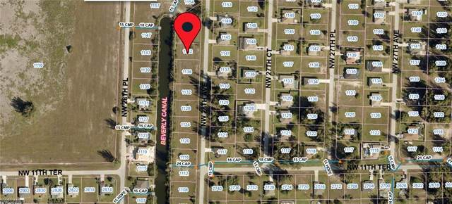1142 NW 28th Pl, CAPE CORAL, FL 33993 (MLS #220076025) :: RE/MAX Realty Group
