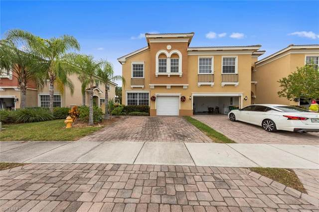 7005 Romana Way #1701, NAPLES, FL 34119 (MLS #220076445) :: Realty World J. Pavich Real Estate