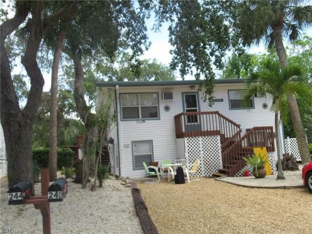240 Dakota Ave, FORT MYERS BEACH, FL 33931 (#220076996) :: We Talk SWFL
