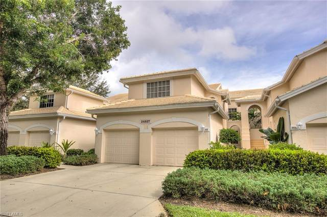 24827 Lakemont Cove Ln #202, BONITA SPRINGS, FL 34134 (MLS #220077325) :: The Naples Beach And Homes Team/MVP Realty