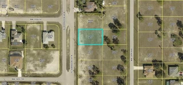 2835 El Dorado Blvd N, CAPE CORAL, FL 33993 (MLS #220078287) :: RE/MAX Realty Group