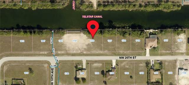 1733 NW 26th St, CAPE CORAL, FL 33993 (MLS #220079384) :: RE/MAX Realty Group