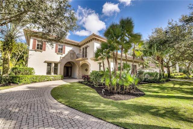 10064 Magnolia Bend, ESTERO, FL 34135 (#220081724) :: The Dellatorè Real Estate Group