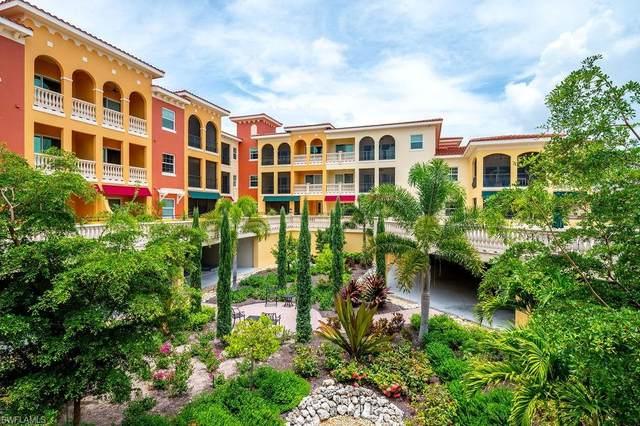 21450 Strada Nuova Cir A411, ESTERO, FL 33928 (MLS #221000141) :: Realty Group Of Southwest Florida