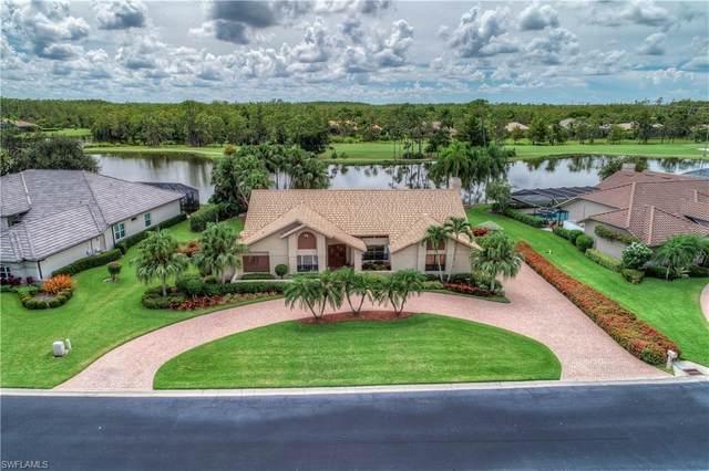 12186 Water Oak Dr, ESTERO, FL 33928 (#221000582) :: Vincent Napoleon Luxury Real Estate