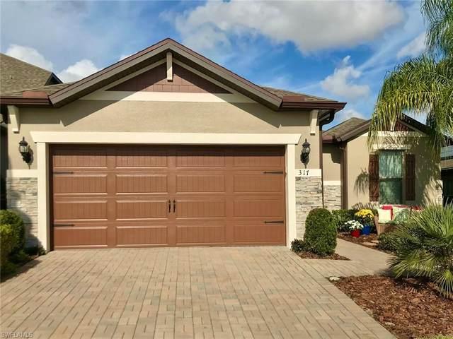 317 Navarra Ln, DAVENPORT, FL 33837 (MLS #221002459) :: Clausen Properties, Inc.
