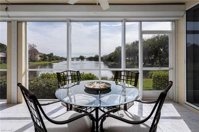 10731 Halfmoon Shoal Rd #102, ESTERO, FL 34135 (#221002969) :: The Dellatorè Real Estate Group