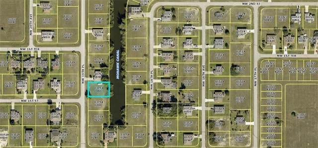 103 NW 19th Pl, CAPE CORAL, FL 33993 (MLS #221003386) :: RE/MAX Realty Group