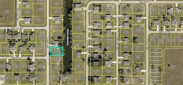 103 NW 19th Pl, CAPE CORAL, FL 33993 (MLS #221003386) :: Clausen Properties, Inc.