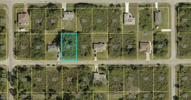 2612 13th St SW, LEHIGH ACRES, FL 33976 (MLS #221003929) :: RE/MAX Realty Group