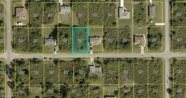 2610 13th St SW, LEHIGH ACRES, FL 33976 (MLS #221003931) :: RE/MAX Realty Group