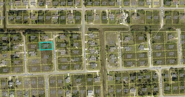 1602 Flora Ave S, LEHIGH ACRES, FL 33976 (MLS #221003981) :: RE/MAX Realty Group