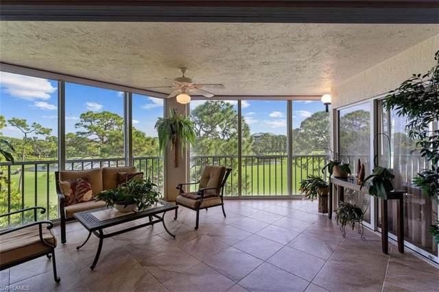 26900 Wedgewood Dr #402, BONITA SPRINGS, FL 34134 (#221005034) :: The Dellatorè Real Estate Group