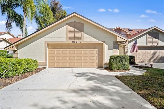 20210 Golden Panther Dr #4, ESTERO, FL 33928 (#221005042) :: The Dellatorè Real Estate Group