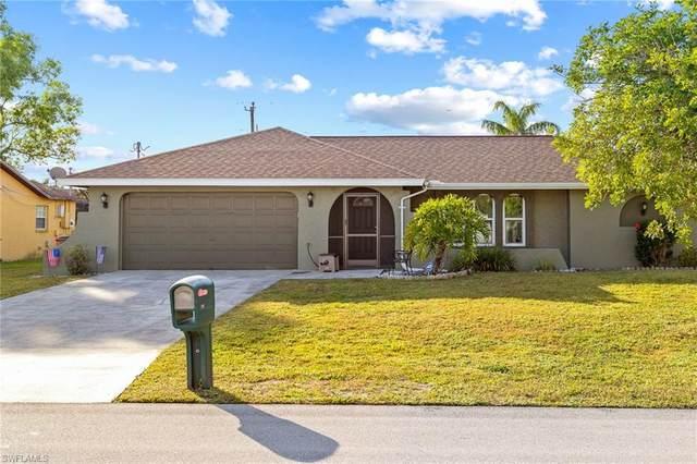 108 SE 21st Pl, CAPE CORAL, FL 33990 (MLS #221005223) :: #1 Real Estate Services