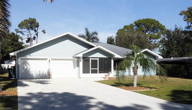 43 6th St, BONITA SPRINGS, FL 34134 (#221005512) :: The Dellatorè Real Estate Group