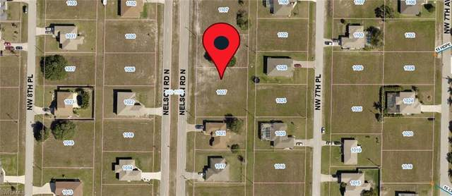 1027 Nelson Rd N, CAPE CORAL, FL 33993 (MLS #221005665) :: Clausen Properties, Inc.