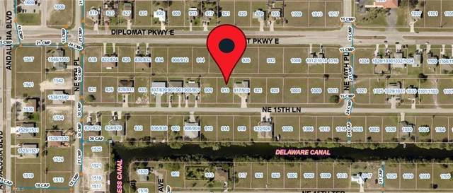 913 NE 15th Ln, CAPE CORAL, FL 33909 (MLS #221005774) :: NextHome Advisors