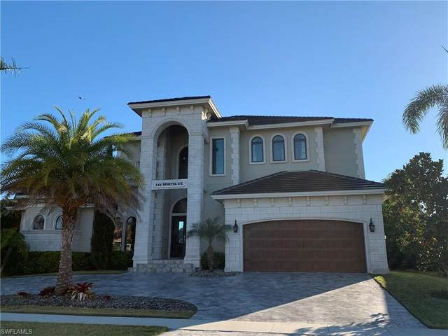 141 Bonita Ct, MARCO ISLAND, FL 34145 (MLS #221005836) :: Kris Asquith's Diamond Coastal Group