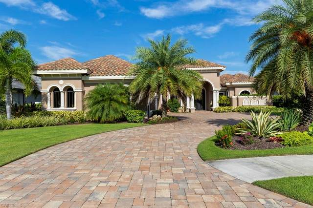 4245 Deephaven Ln, NAPLES, FL 34119 (#221006197) :: The Dellatorè Real Estate Group