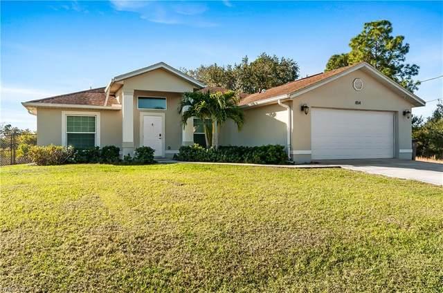 854 Frederick Reid St E, LEHIGH ACRES, FL 33974 (MLS #221006358) :: Domain Realty
