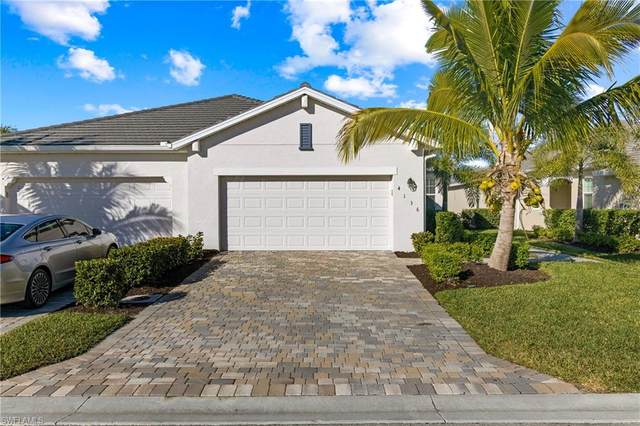 4136 Bisque Ln, FORT MYERS, FL 33916 (#221009054) :: We Talk SWFL