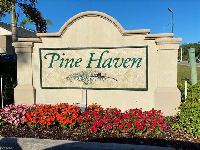 28131 Pine Haven Way #117, BONITA SPRINGS, FL 34135 (MLS #221009205) :: Realty Group Of Southwest Florida