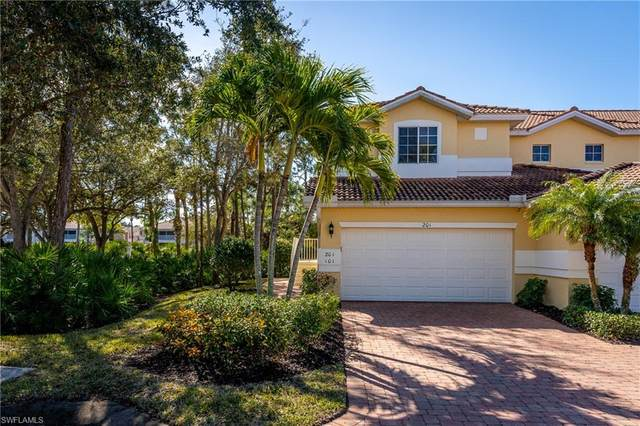 3510 Morning Lake Dr #201, ESTERO, FL 34134 (MLS #221009790) :: #1 Real Estate Services