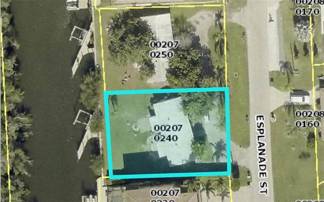 4897 Esplanade St, BONITA SPRINGS, FL 34134 (MLS #221011173) :: #1 Real Estate Services