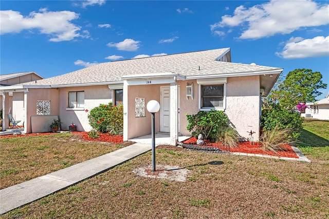 27670 South View Dr #144, BONITA SPRINGS, FL 34135 (MLS #221012488) :: Domain Realty