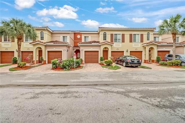 10001 Villagio Gardens Ln #105, ESTERO, FL 33928 (MLS #221012633) :: Domain Realty