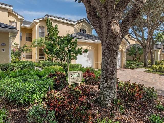 3442 Pointe Creek Ct #102, BONITA SPRINGS, FL 34134 (MLS #221012889) :: Realty World J. Pavich Real Estate