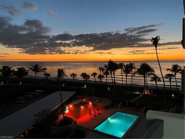4001 Gulf Shore Blvd N #403, NAPLES, FL 34103 (#221012908) :: Vincent Napoleon Luxury Real Estate