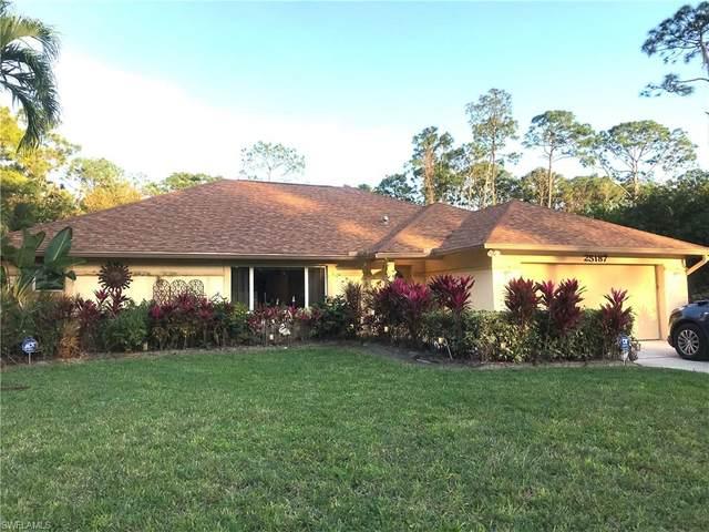 25187 Pinson Dr, BONITA SPRINGS, FL 34135 (#221013982) :: Vincent Napoleon Luxury Real Estate